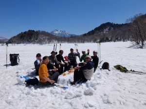 20150425~26尾瀬ヶ原ネイチャースキーハイキングDSCF0156