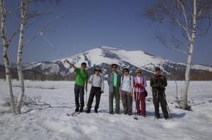 20140426~27尾瀬ヶ原ネイチャースキーハイキング1R0000205