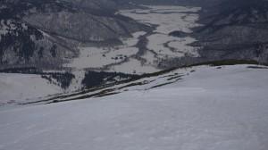 至仏山からの尾瀬ヶ原
