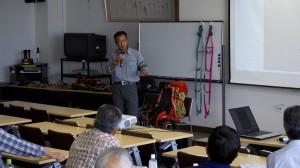 20130516尾瀬ガイド協会群馬支部総会&新井さん講演
