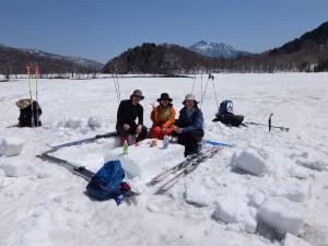 20150505~06尾瀬ヶ原ネイチャースキーハイキングDSCF0524